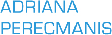 Logotipo - Adriana Perecmanis Fonseca